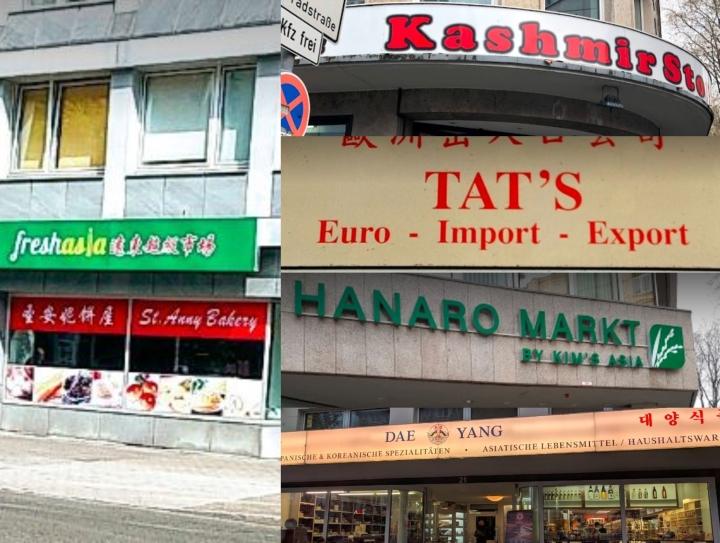 asian shop