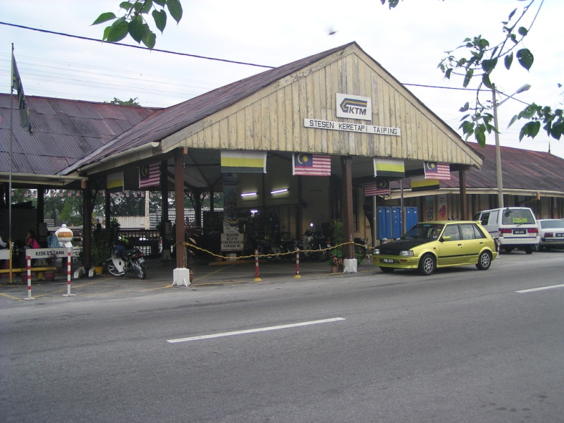 taiping railway station