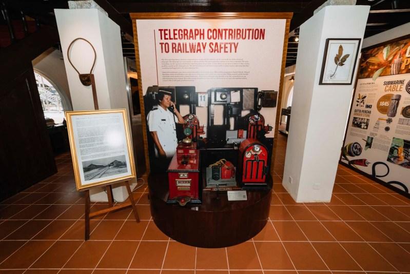 telegraph museum